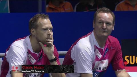 Badminton Unlimited | BWF Classic Match - Axelsen v Sugiarto | BWF 2018