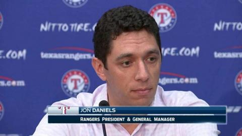 SF@TEX: Daniels on Hamels' desire to join the Rangers