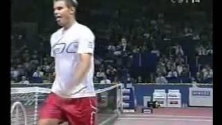 Il Punto Più Bello Nella Storia Del Tennis