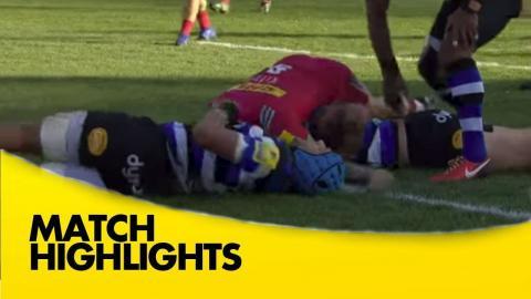 Bath Rugby v Harlequins - Aviva Premiership Rugby 2017-18