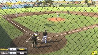 5/1/2015 Adrian College Baseball Vs. Calvin Knights