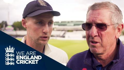 Root and Bayliss Look Back On England's Test Summer And Forward To The Ashes