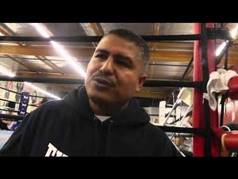 Robert Garcia : Julio Cesar Chavez Jr. Will Beat Gennady Golovkin Or He Doesn't Have To Pay Me