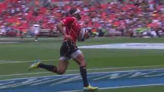 The BEST Tries From The 2013/14 Rugby Sevens Season