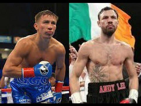 Andy Lee : I Want Gennady Golovkin Unification Fight Next !! GGG Would Beat Floyd Mayweather !