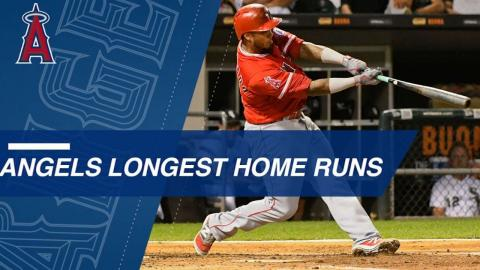 Statcast: Maldonado highlights Halos' longest '17 HRs