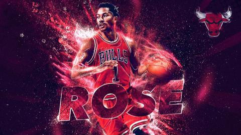 Derrick Rose's Top 10 Plays of 2014-2015 Season!