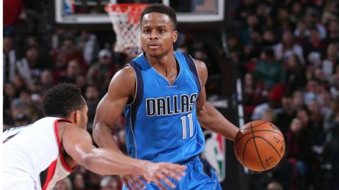 Yogi Ferrell ties NBA Rookie Record 9 3-Pointers | 32 Points Total!!!