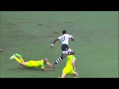 RE:LIVE! Taliga scores DRAMATIC winner for Fiji in Singapore
