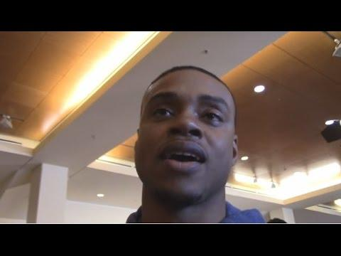 Errol Spence : I Can Out Box & KO Gennady Golovkin But I Wont Fight GGG Yet I'll Fight Canelo !