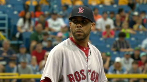 BOS@TB: Price fans 10 through 6 1/3 innings of work
