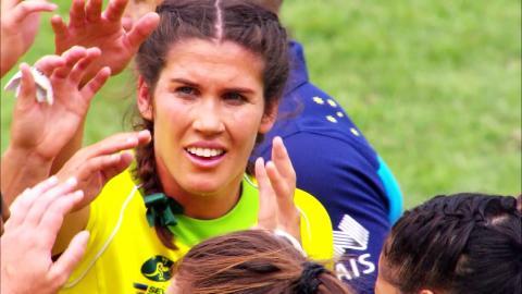 Women's Dream Team: The stars of the Sydney7s