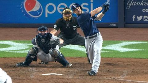 TB@NYY: Souza Jr. belts two homers vs. Yankees