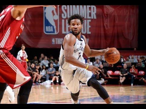 Full Highlights: Miami Heat vs Memphis Grizzlies, MGM Resorts NBA Summer League | July 15