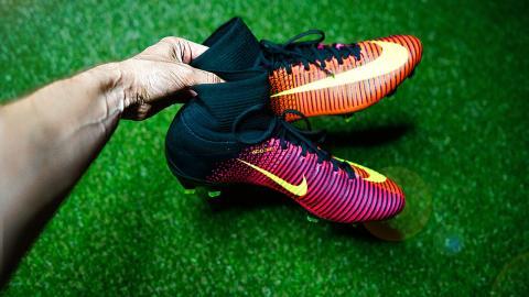 Cristiano Ronaldo Nike Mercurial Superfly V - Football Boots