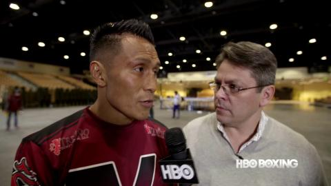HBO Boxing News: Francisco Vargas Interview (HBO Boxing)