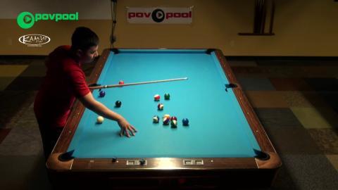 #4 Deo ALPAJORA vs John SCHMIDT - 1 POCKET • POV's 5th