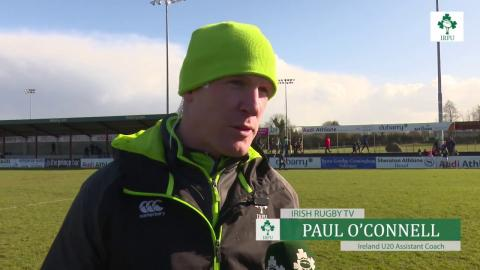 Irish Rugby TV: Paul O'Connell