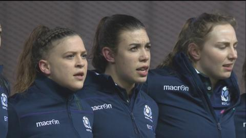 Scotland Women v Wales Women - Round Three 2017 | Women's Six Nations