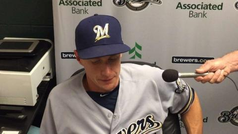 MIL@COL: Counsell on bounce-back win over Rockies