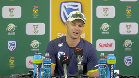 Elgar, Markram set the tone for Proteas Runs Fest