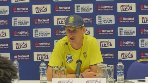 Morris spearheads Proteas to Series-levelling victory