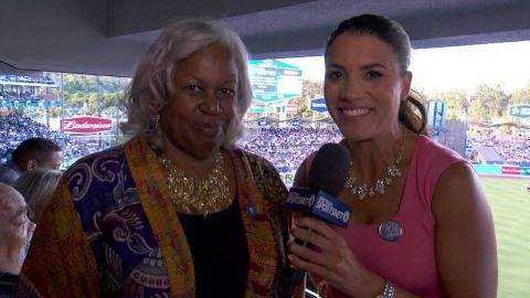 ARI@LAD: Robinson talks about her father, his legacy