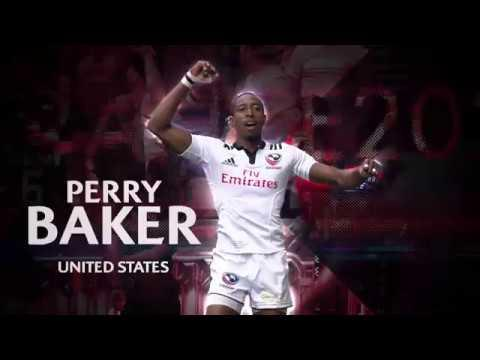 Nominees announced for World Rugby Men's Sevens Player of the Year 2017