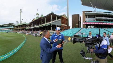 360: Renshaw reflects on maiden Test ton