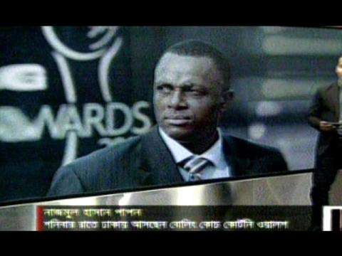 BD Cricket Team's New Bowling Coach Courtney Walsh & Other Bangla Cricket News