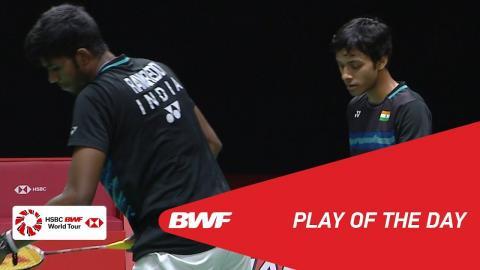 Play Of The Day | Badminton Quarter Finals - DAIHATSU Indonesia Masters 2018 | BWF 2018 | BWF 2018