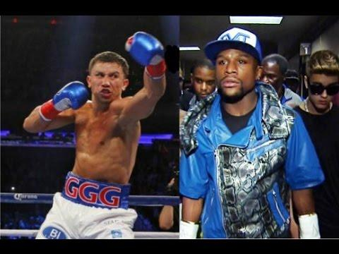 Floyd Mayweather Disrespects Gennady Golovkin & Says He's Easy Work But Won't Fight GGG !!