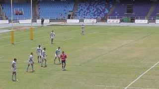 Colombia Vs Argentina, Rugby World Games Cali 2013