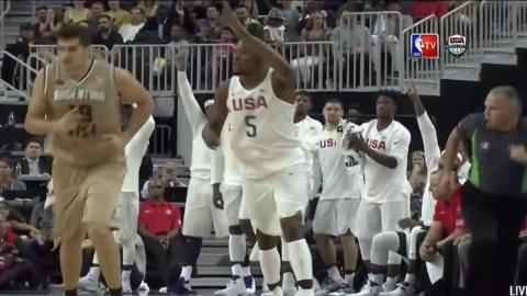 2016 USA Basketball Male Athlete of the Year