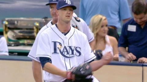 SEA@TB: Check out Smyly's 12 Ks in 12 seconds