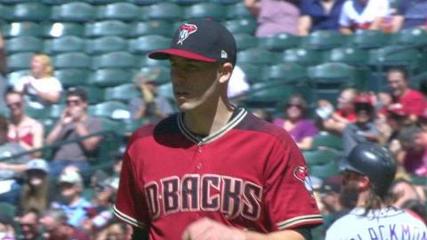 COL@ARI: Corbin gets out of a bases-loaded jam