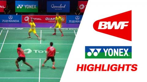 TOTAL BWF Sudirman Cup 2017 | Badminton Day 6 Grp 2 13/14(F) - VNM vs SGP – Highlights