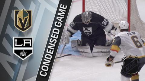 12/28/17 Condensed Game: Golden Knights @ Kings