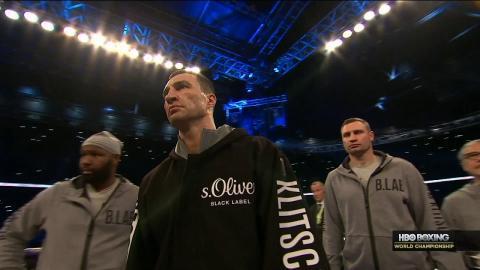 Anthony Joshua vs. Wladimir Klitschko: WCB Highlights (HBO Boxing)