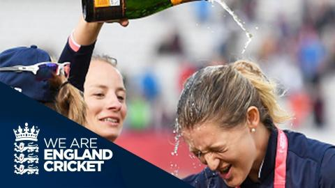 England - ICC Women's World Cup Winners 2017
