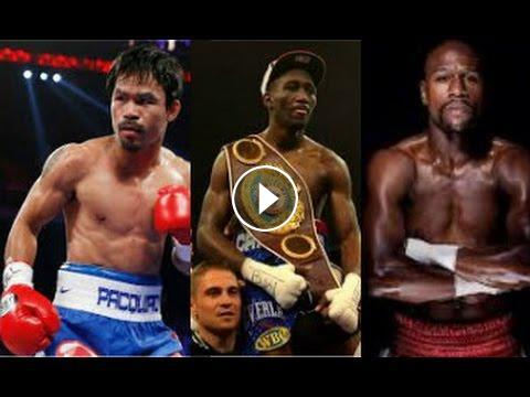 Manny Pacquiao Negotiating Floyd Mayweather Rematch ! May/Pac 2 Or ...