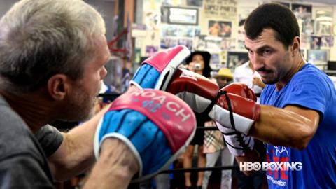 HBO Boxing News: Viktor Postol Interview