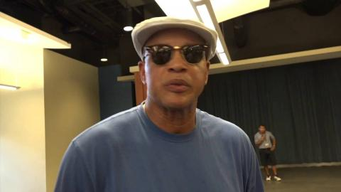 Virgil Hunter On Gennady Golovkin vs Kell Brook , Canelo Alvarez vs Liam Smith & Amir Khan !!