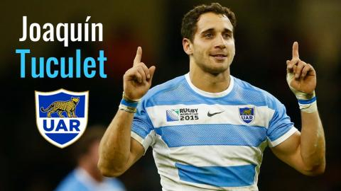 Argentina's Most Versatile Back: Joaquin Tuculet