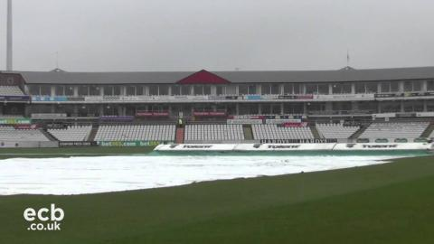 Durham frustrated by rained off day 3