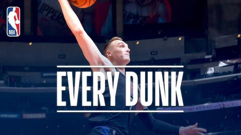 Donovan Mitchell, Sam Dekker, and Every Dunk From Thursday Night | November 30, 2017
