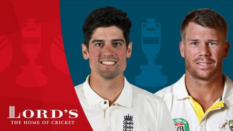 Alastair Cook vs David Warner | Ashes Who's The Greatest?