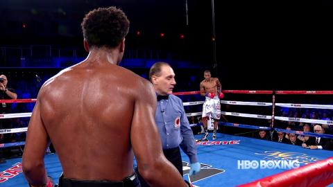 Fight highlights: Demetrius Andrade vs. Alantez Fox (HBO Boxing After Dark)