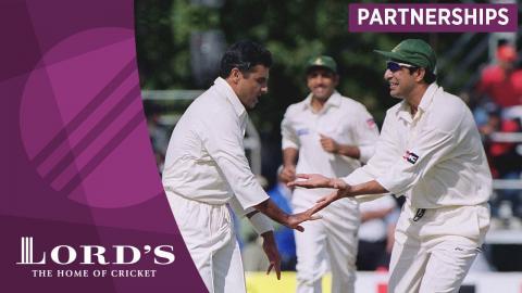 Wasim Akram & Waqar Younis | Partnerships