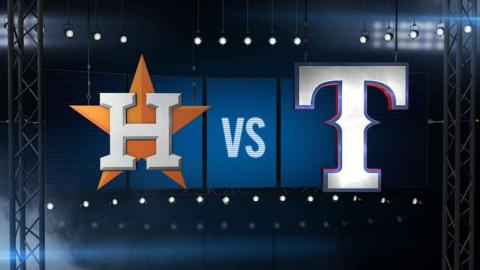 4/19/16: Rangers pound out 12 hits in 7-5 win